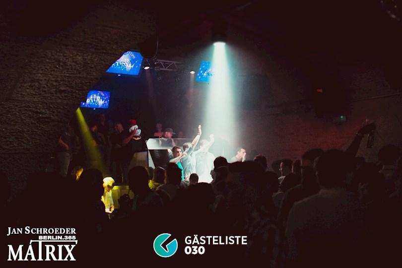 Partyfoto #172 Matrix Berlin vom 27.08.2016