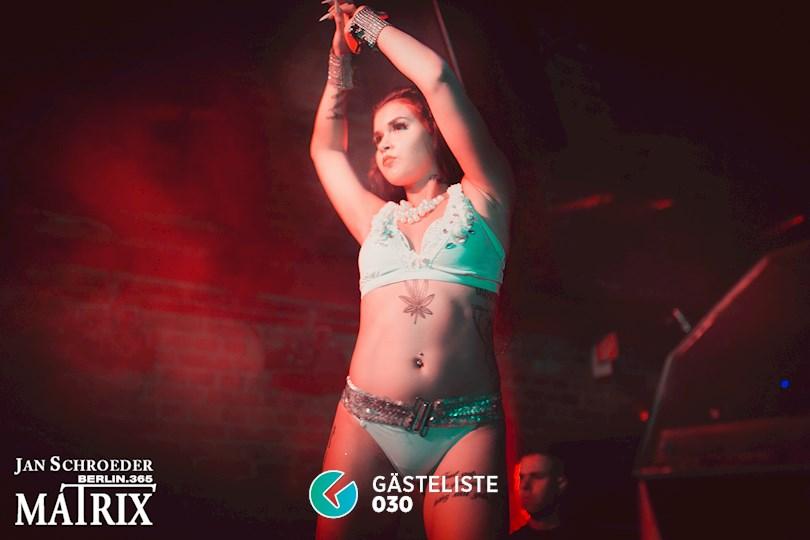 Partyfoto #121 Matrix Berlin vom 27.08.2016