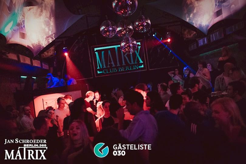 Partyfoto #26 Matrix Berlin vom 27.08.2016
