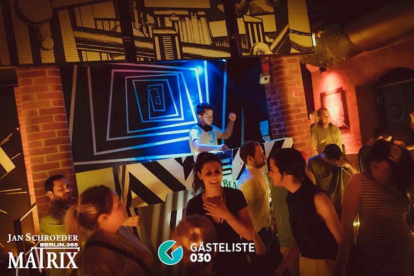 Partyfoto #82 Matrix Berlin vom 27.08.2016