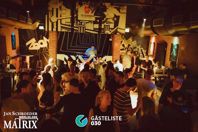 Partyfoto #178 Matrix Berlin vom 27.08.2016