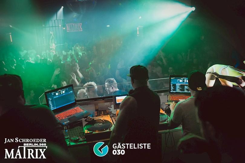 Partyfoto #11 Matrix Berlin vom 27.08.2016