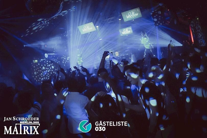 Partyfoto #52 Matrix Berlin vom 27.08.2016