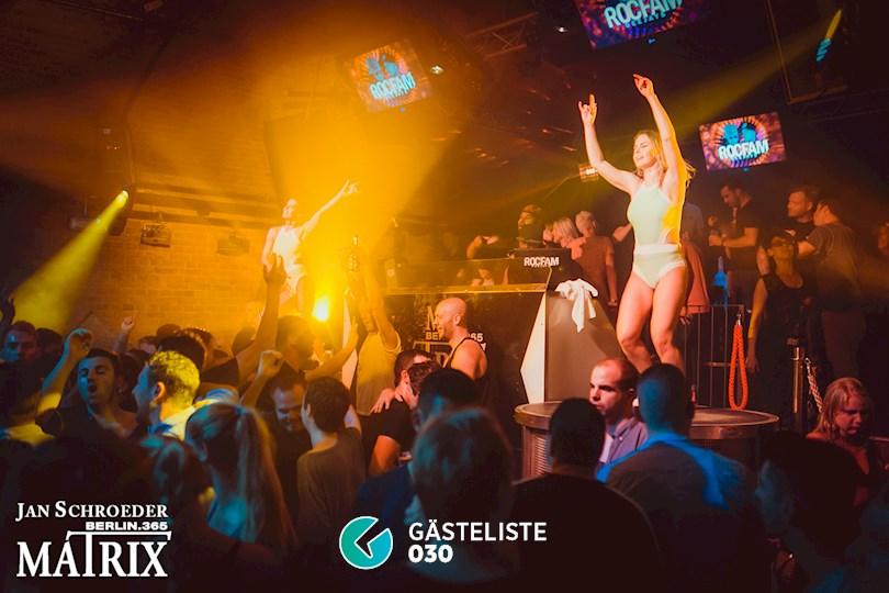 Partyfoto #59 Matrix Berlin vom 27.08.2016