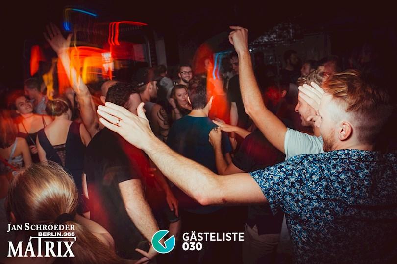 Partyfoto #51 Matrix Berlin vom 27.08.2016