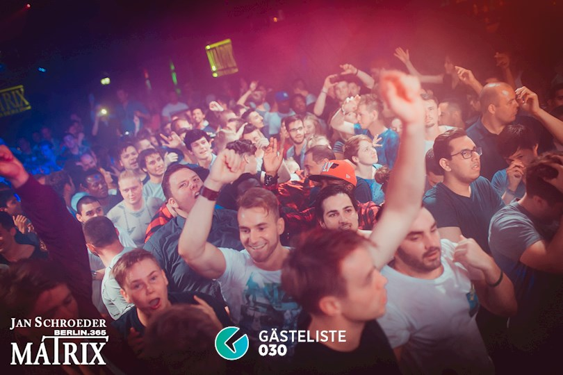 Partyfoto #39 Matrix Berlin vom 27.08.2016