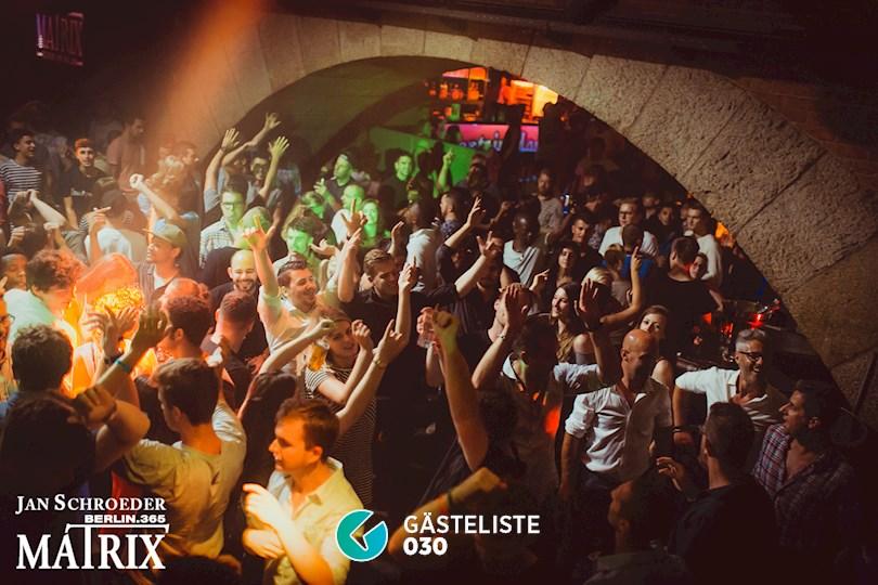 Partyfoto #30 Matrix Berlin vom 27.08.2016