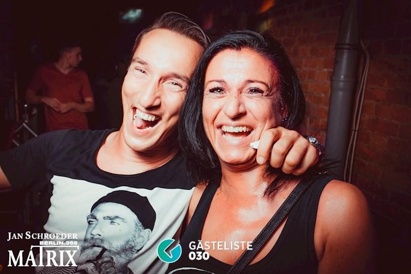 Partyfoto #159 Matrix Berlin vom 27.08.2016