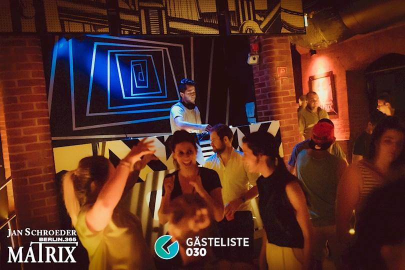 Partyfoto #101 Matrix Berlin vom 27.08.2016