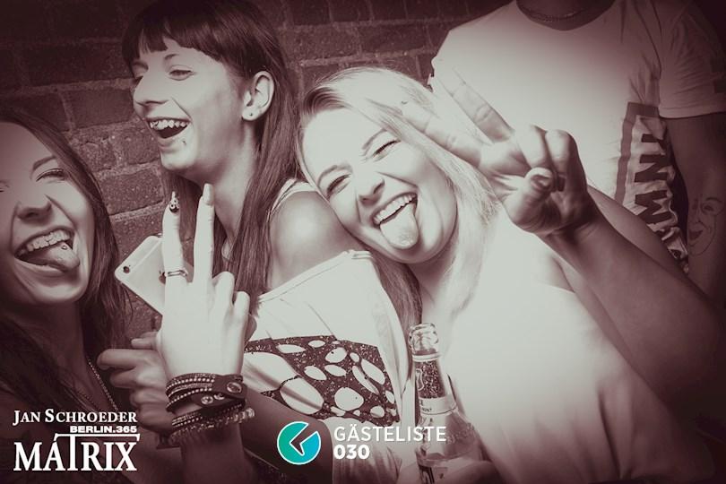 Partyfoto #130 Matrix Berlin vom 27.08.2016