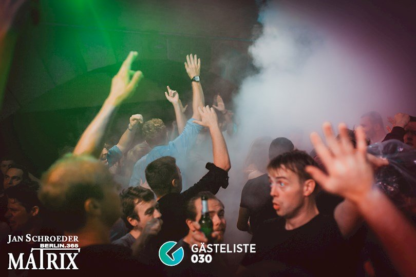 Partyfoto #16 Matrix Berlin vom 27.08.2016