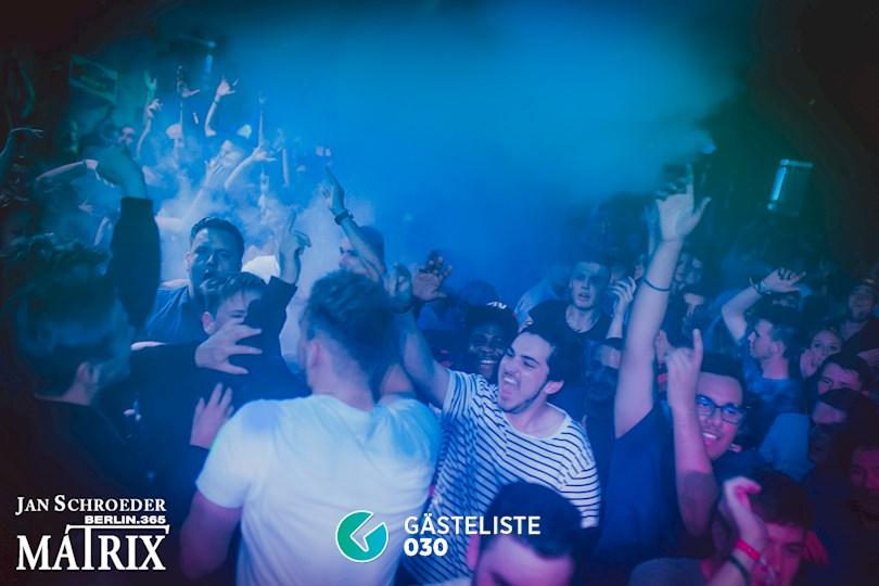 Partyfoto #33 Matrix Berlin vom 27.08.2016