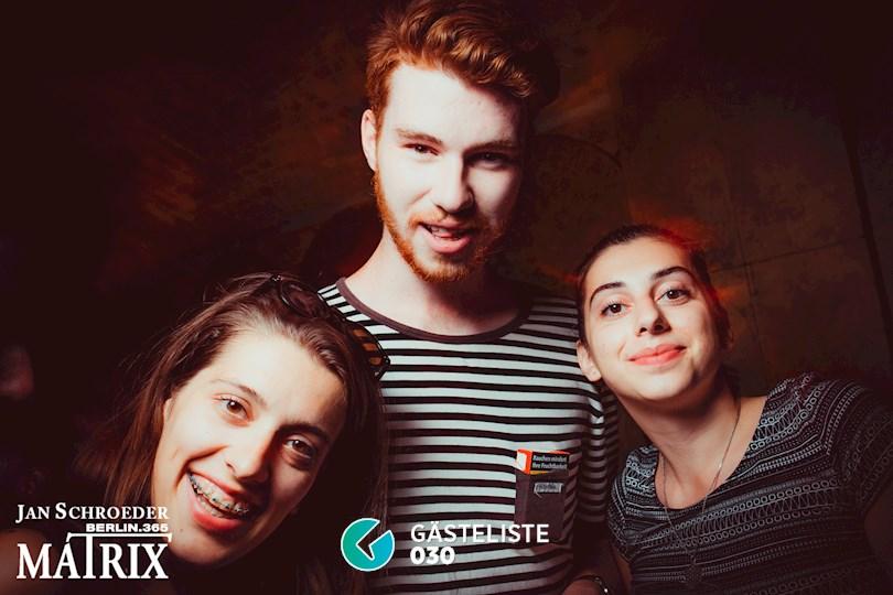 Partyfoto #169 Matrix Berlin vom 27.08.2016