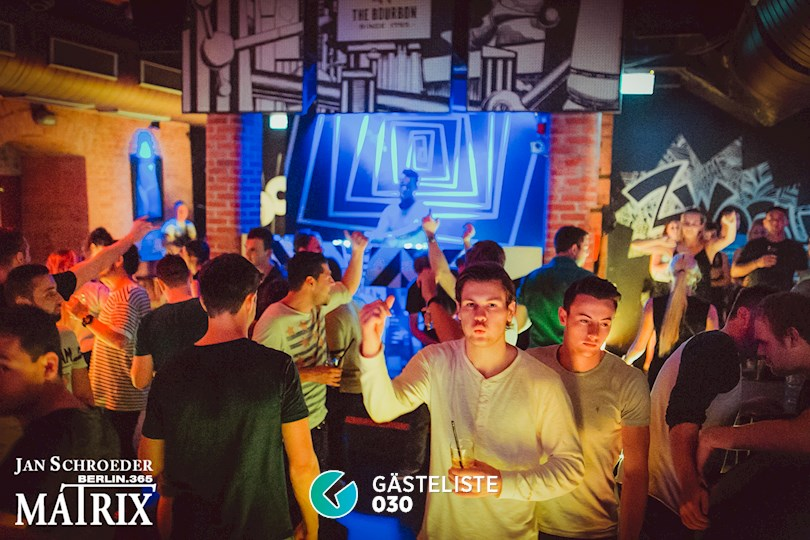 Partyfoto #85 Matrix Berlin vom 27.08.2016