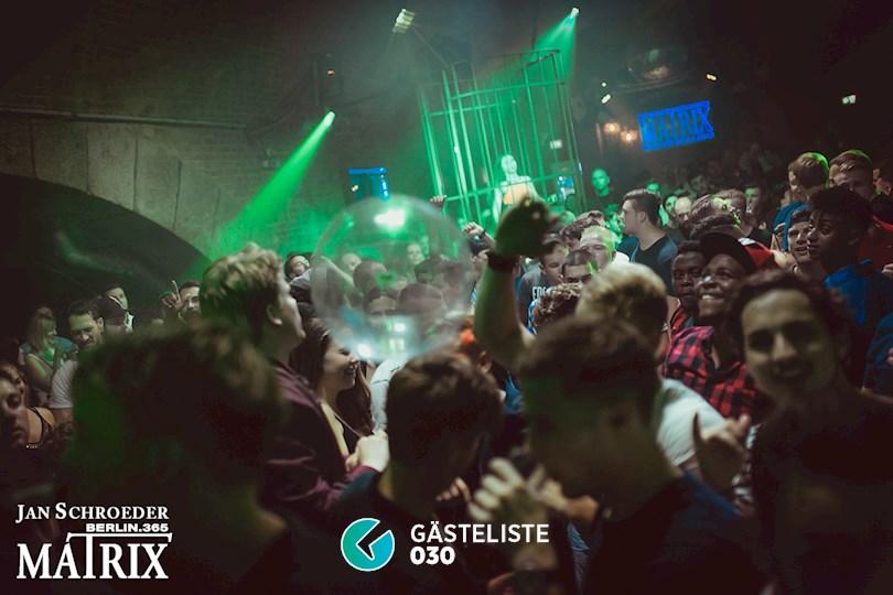 Partyfoto #132 Matrix Berlin vom 27.08.2016