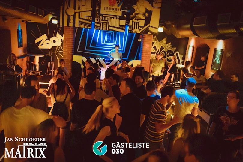 Partyfoto #76 Matrix Berlin vom 27.08.2016