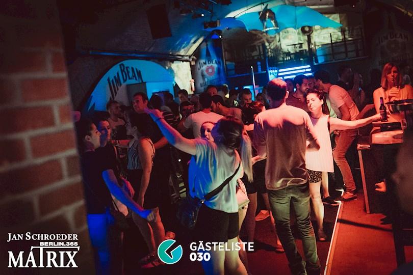 Partyfoto #46 Matrix Berlin vom 27.08.2016