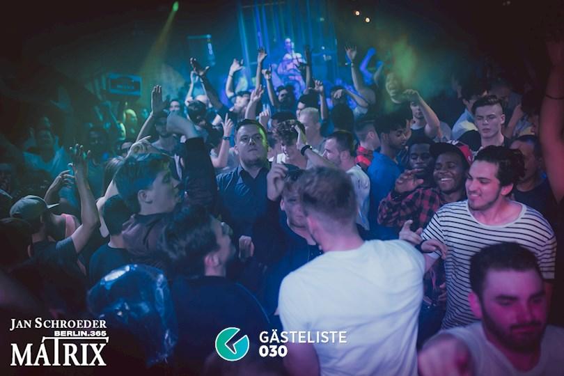 Partyfoto #63 Matrix Berlin vom 27.08.2016