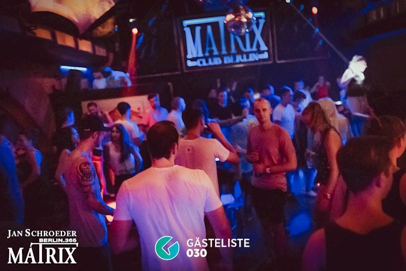 Partyfoto #138 Matrix Berlin vom 27.08.2016