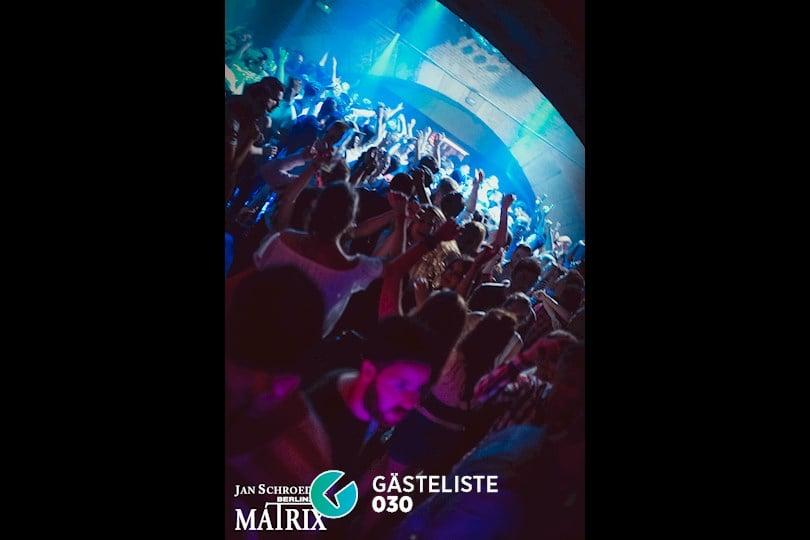 Partyfoto #113 Matrix Berlin vom 27.08.2016