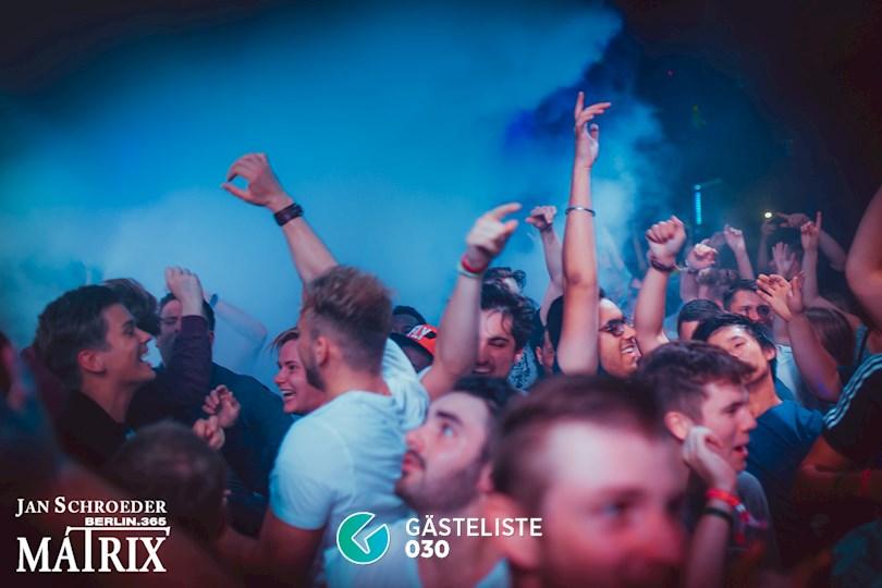 Partyfoto #69 Matrix Berlin vom 27.08.2016