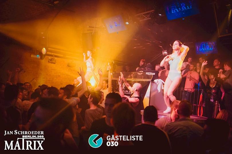 Partyfoto #166 Matrix Berlin vom 27.08.2016