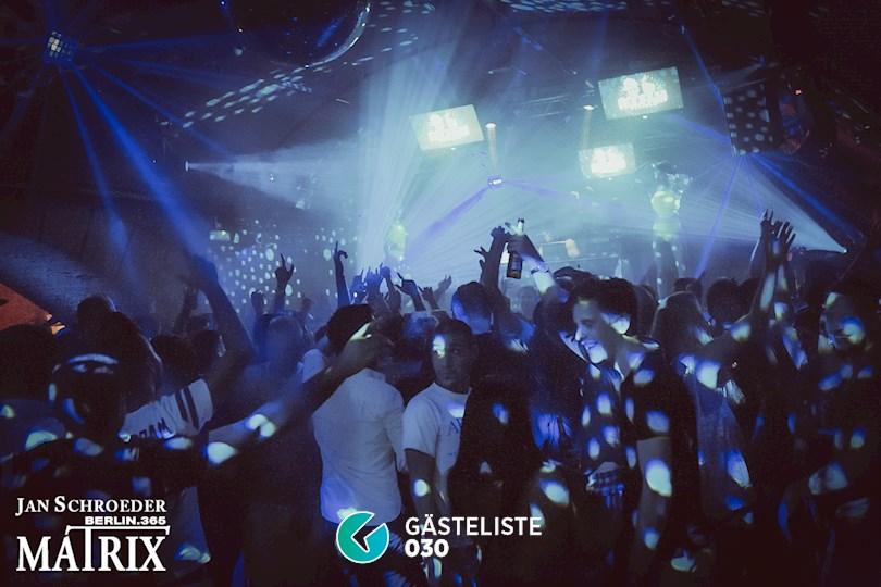 Partyfoto #110 Matrix Berlin vom 27.08.2016