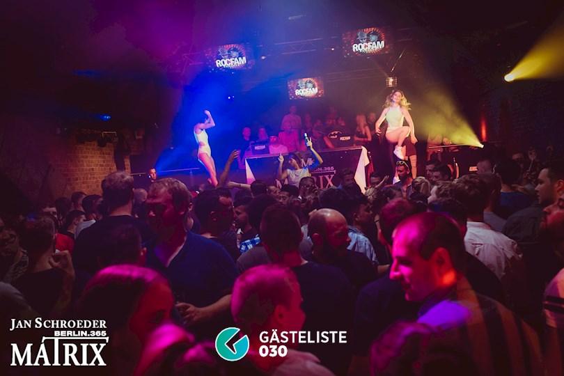 Partyfoto #20 Matrix Berlin vom 27.08.2016