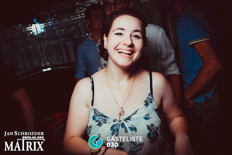 Partyfoto #72 Matrix Berlin vom 27.08.2016