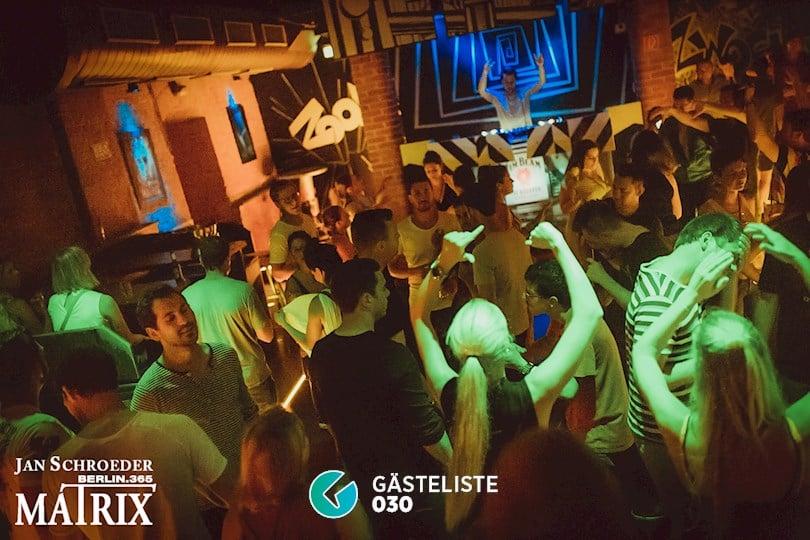 Partyfoto #152 Matrix Berlin vom 27.08.2016