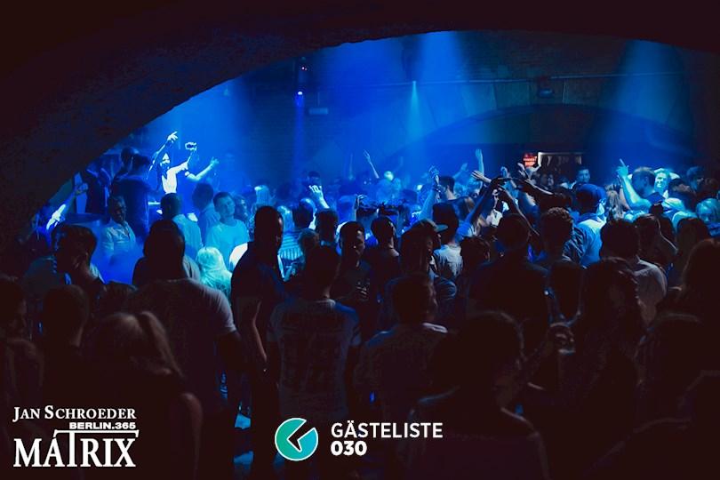 Partyfoto #126 Matrix Berlin vom 27.08.2016