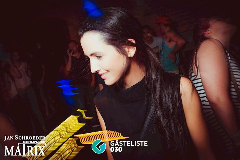 Partyfoto #167 Matrix Berlin vom 27.08.2016