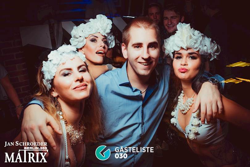 Partyfoto #177 Matrix Berlin vom 27.08.2016