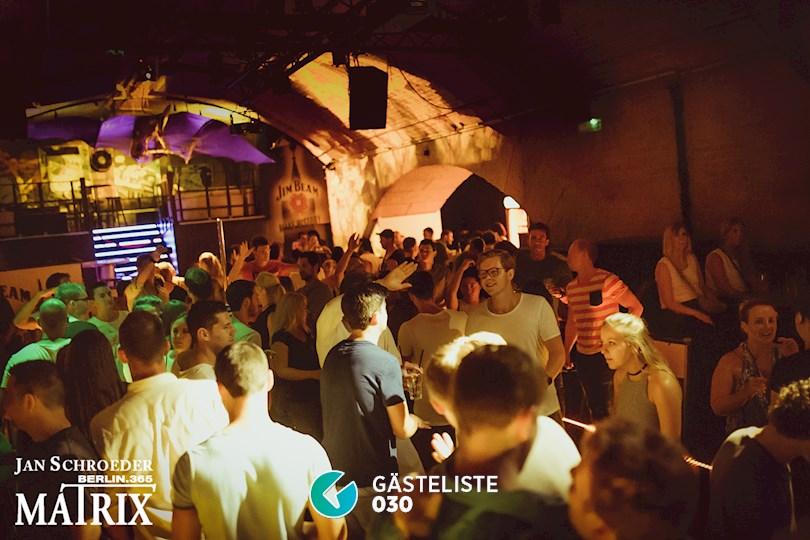 Partyfoto #112 Matrix Berlin vom 27.08.2016