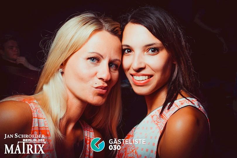 Partyfoto #70 Matrix Berlin vom 27.08.2016