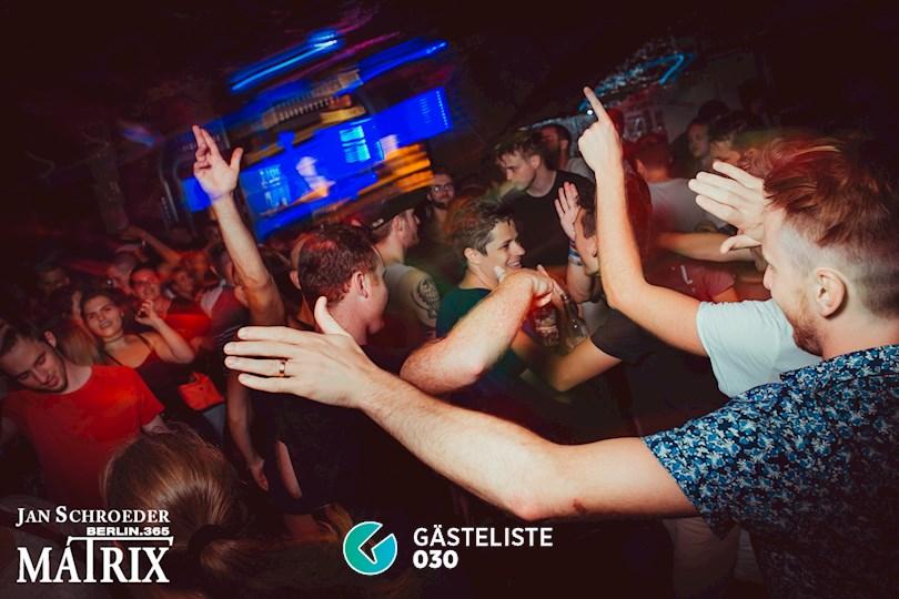 Partyfoto #61 Matrix Berlin vom 27.08.2016