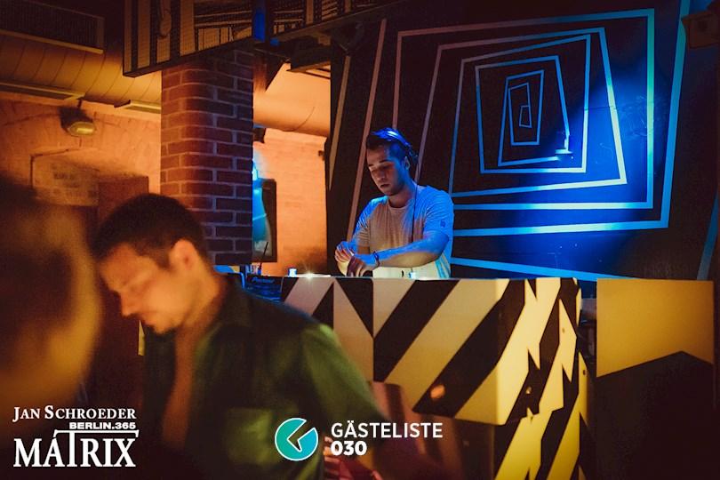 Partyfoto #118 Matrix Berlin vom 27.08.2016