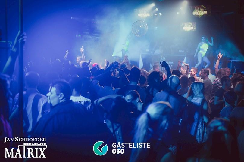 Partyfoto #97 Matrix Berlin vom 27.08.2016