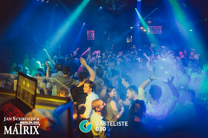Partyfoto #9 Matrix Berlin vom 27.08.2016