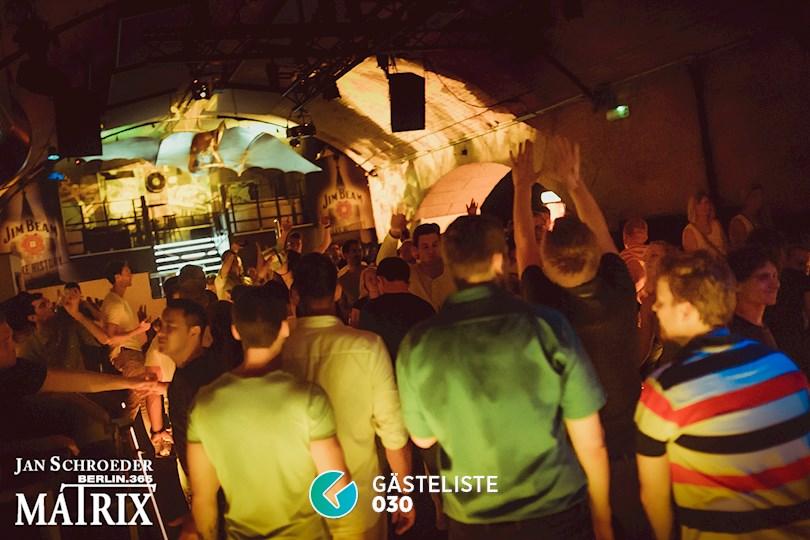 Partyfoto #156 Matrix Berlin vom 27.08.2016