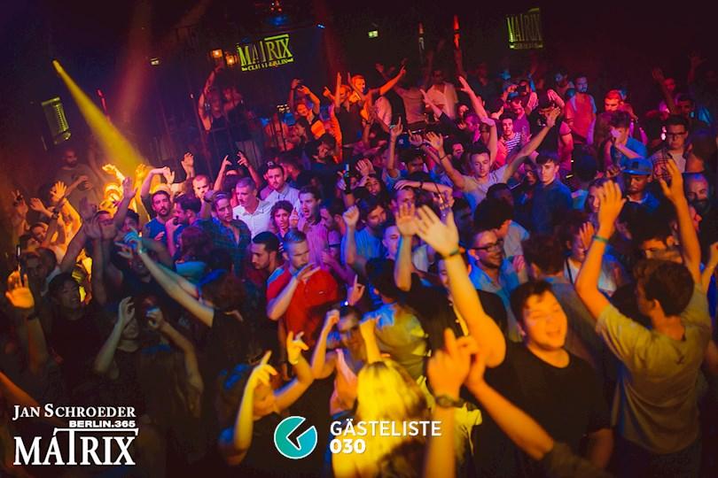 Partyfoto #78 Matrix Berlin vom 27.08.2016