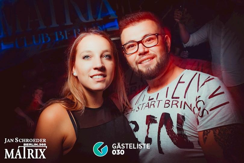 Partyfoto #141 Matrix Berlin vom 27.08.2016