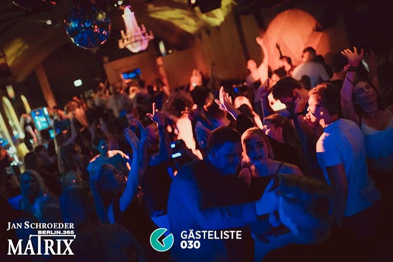 Partyfoto #99 Matrix Berlin vom 27.08.2016