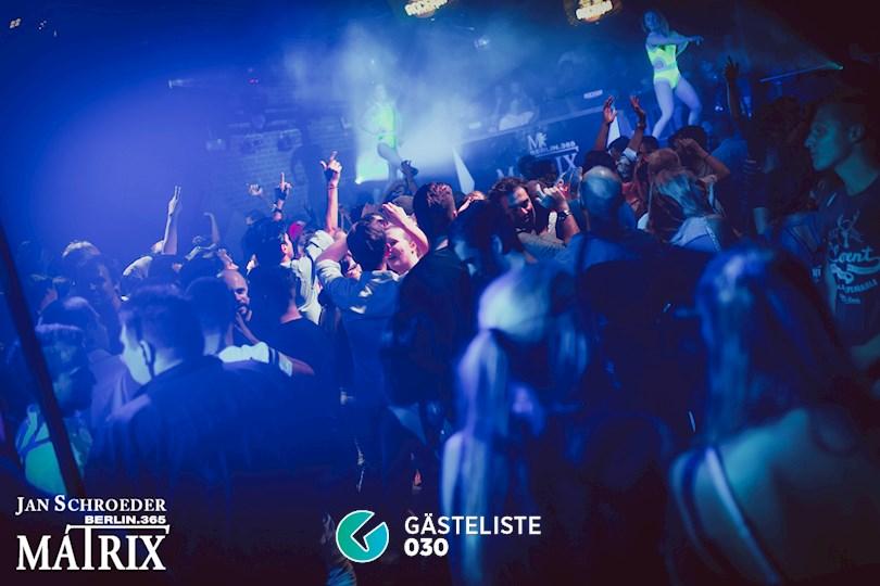 Partyfoto #41 Matrix Berlin vom 27.08.2016