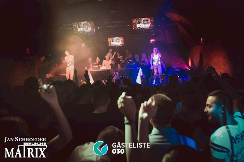 Partyfoto #88 Matrix Berlin vom 27.08.2016