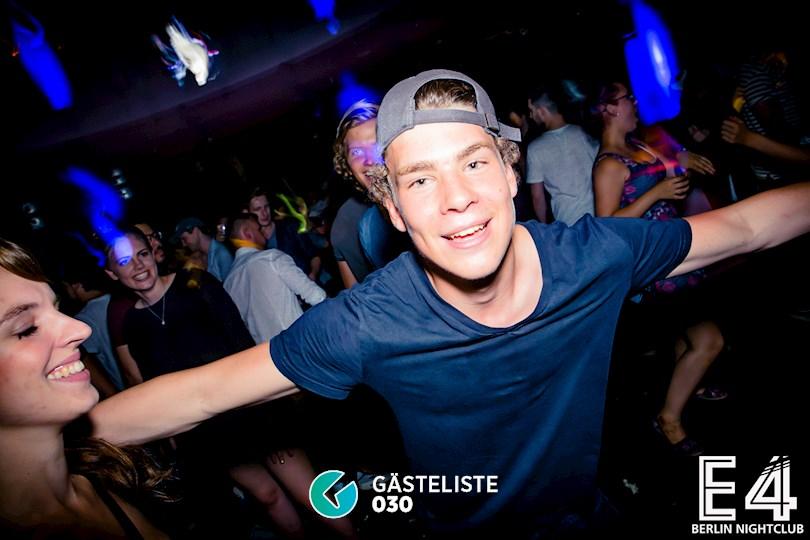 Partyfoto #17 E4 Berlin vom 27.08.2016