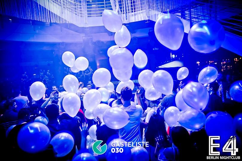 Partyfoto #3 E4 Berlin vom 27.08.2016