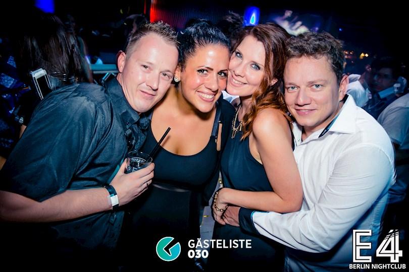 Partyfoto #19 E4 Berlin vom 27.08.2016