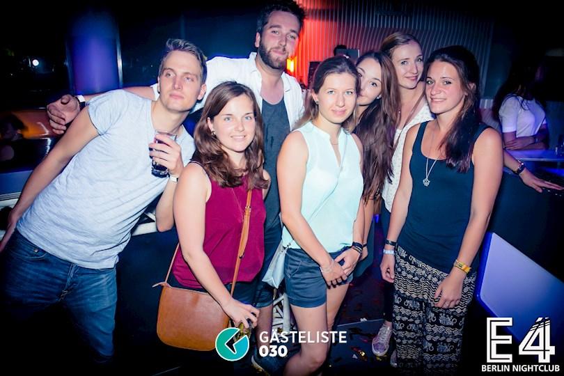 Partyfoto #37 E4 Berlin vom 27.08.2016