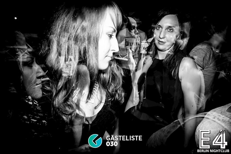 Partyfoto #23 E4 Berlin vom 27.08.2016